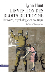 Lynn Hunt, L'invention des droits de l'homme