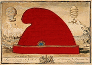 Bonnet de  la libert�