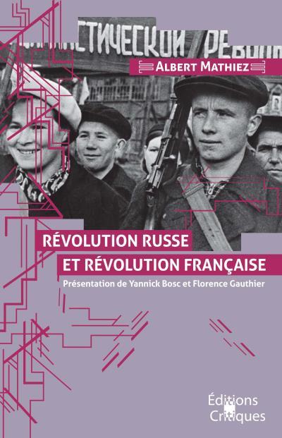 Mathiez Révolution russe et Révolution française 7ca5bc0cde15